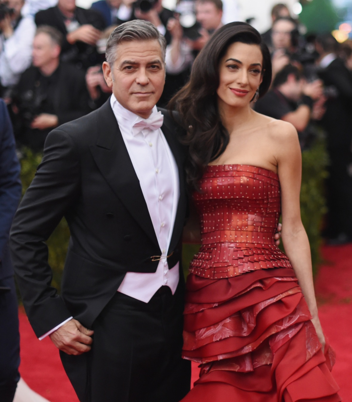 george and amal clooney getty images