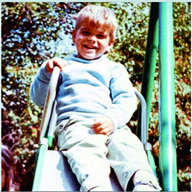 george clooney as a kid r/r