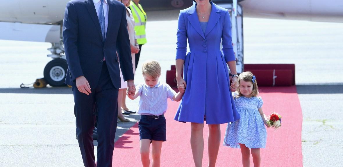 kate middleton royal family germany 2017