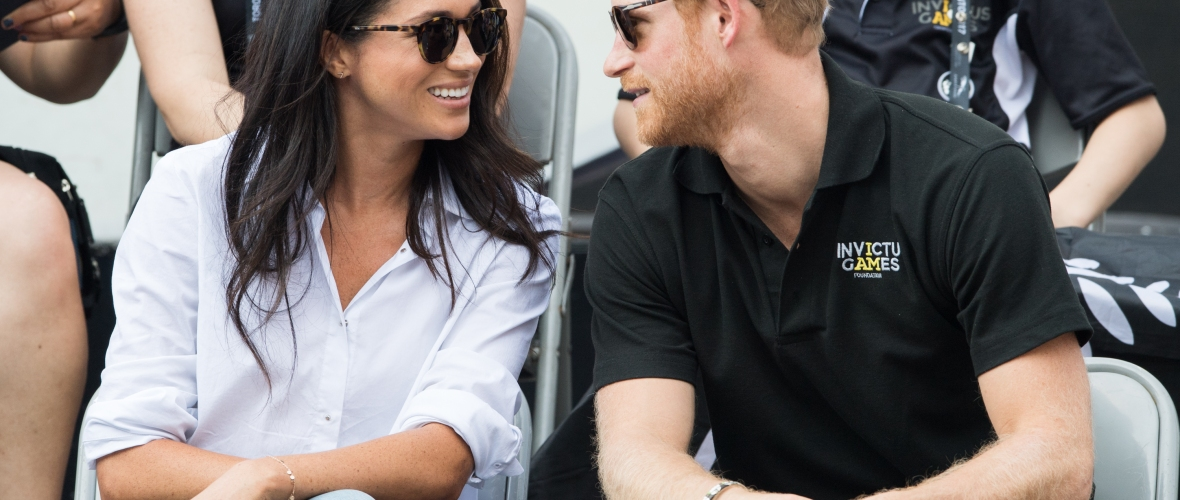 meghan and harry invictus