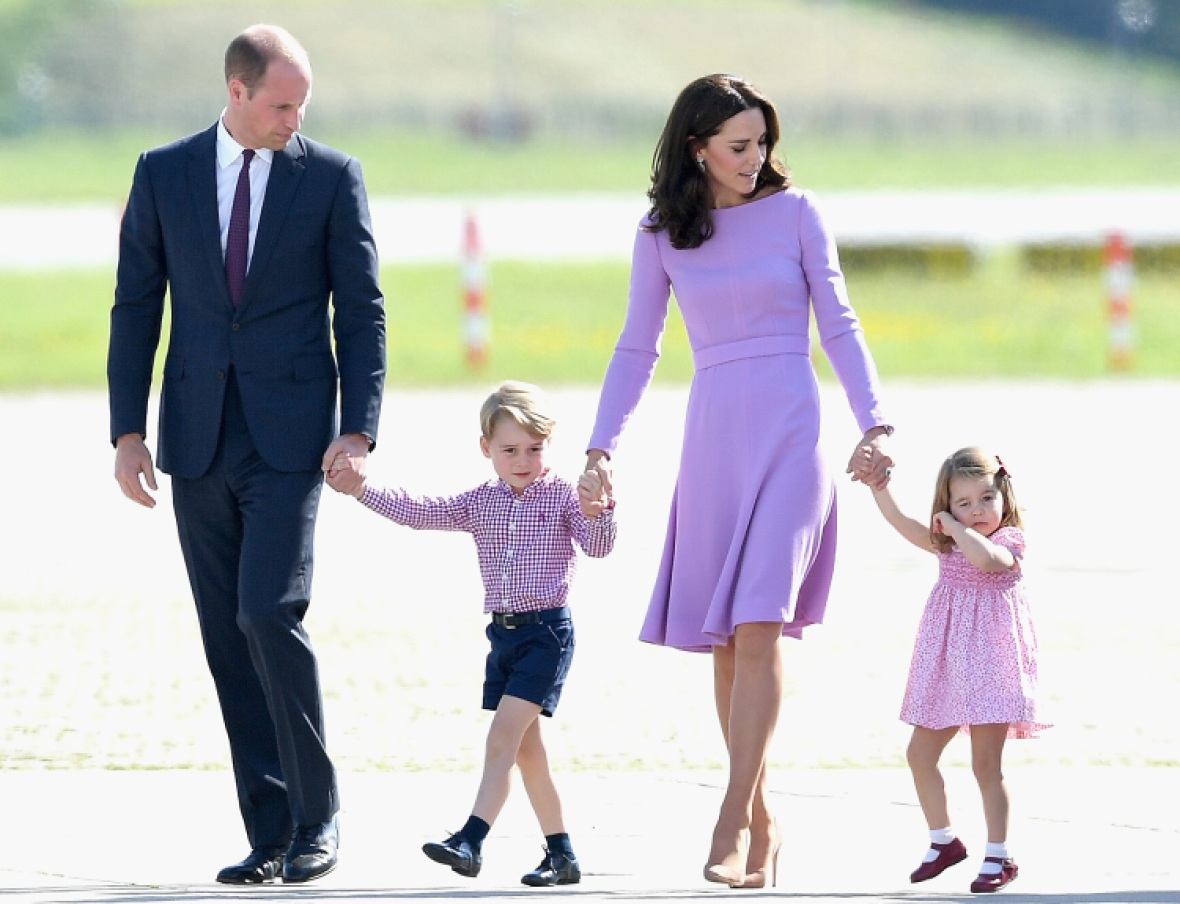 kate middleton family new getty images