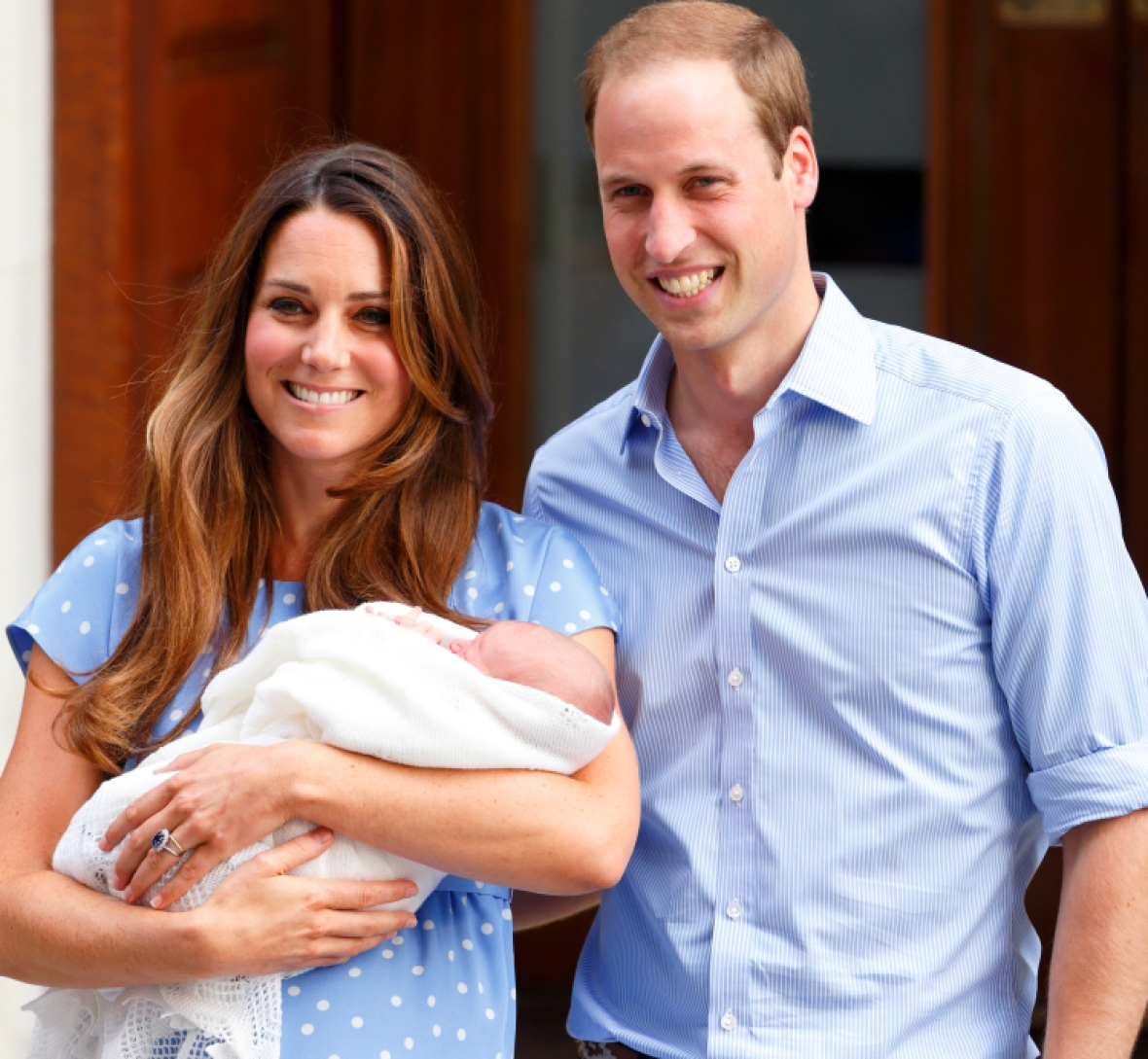 kate middleton and prince william getty images