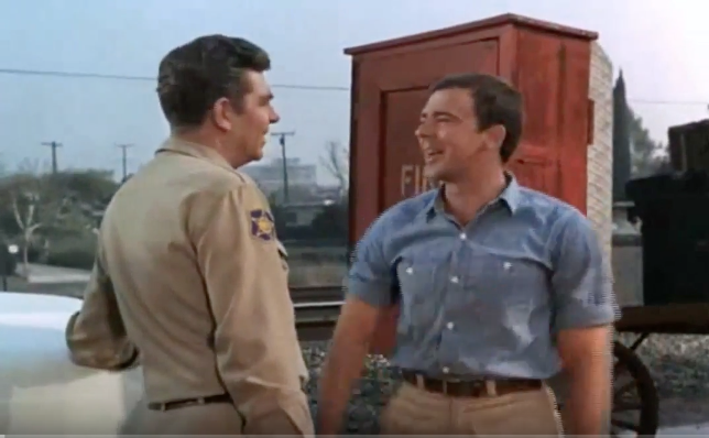ken berry - andy griffith 1