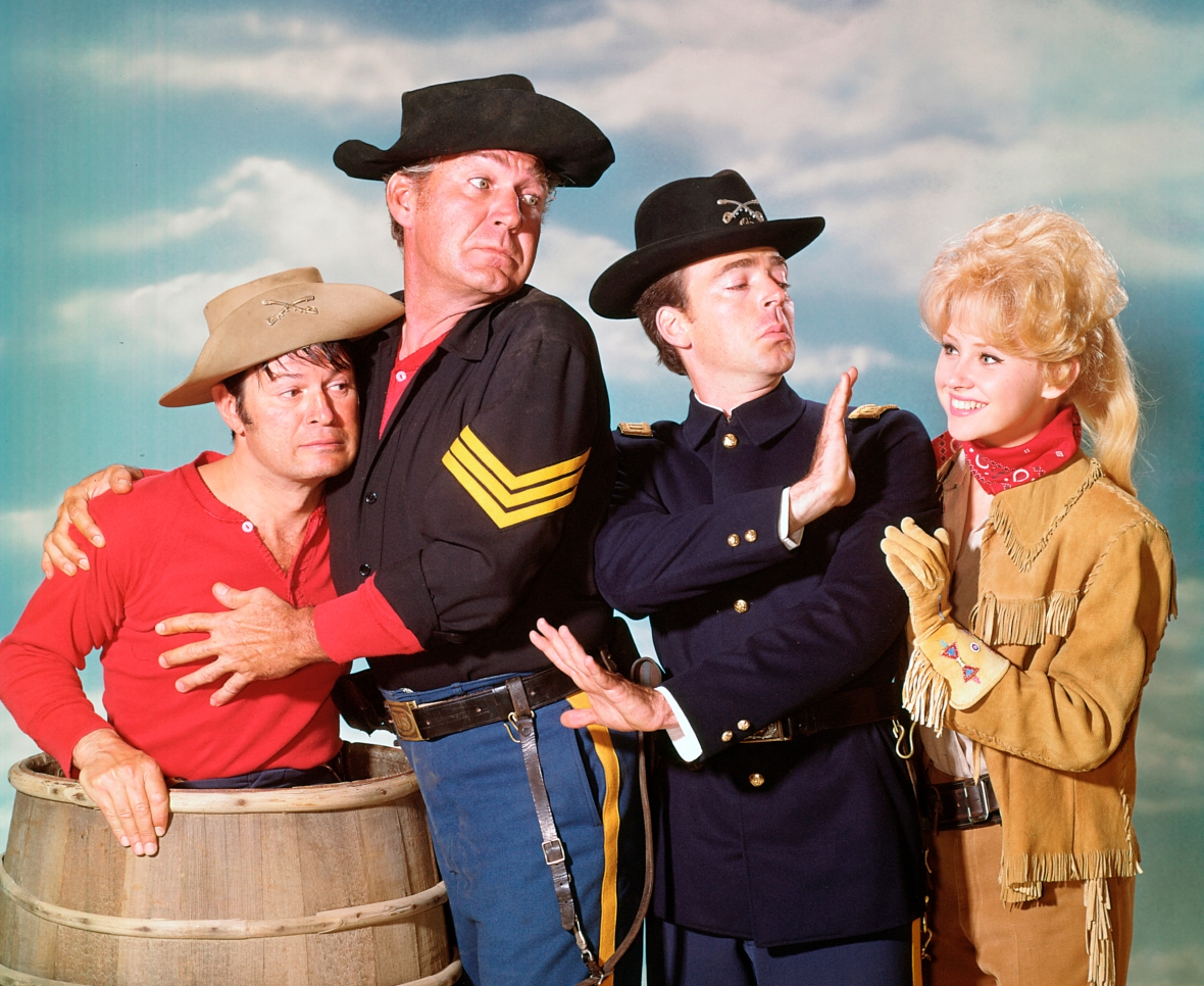 ken berry - f troop 2