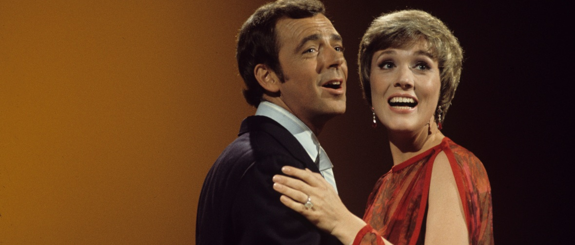 ken berry - julie andrews
