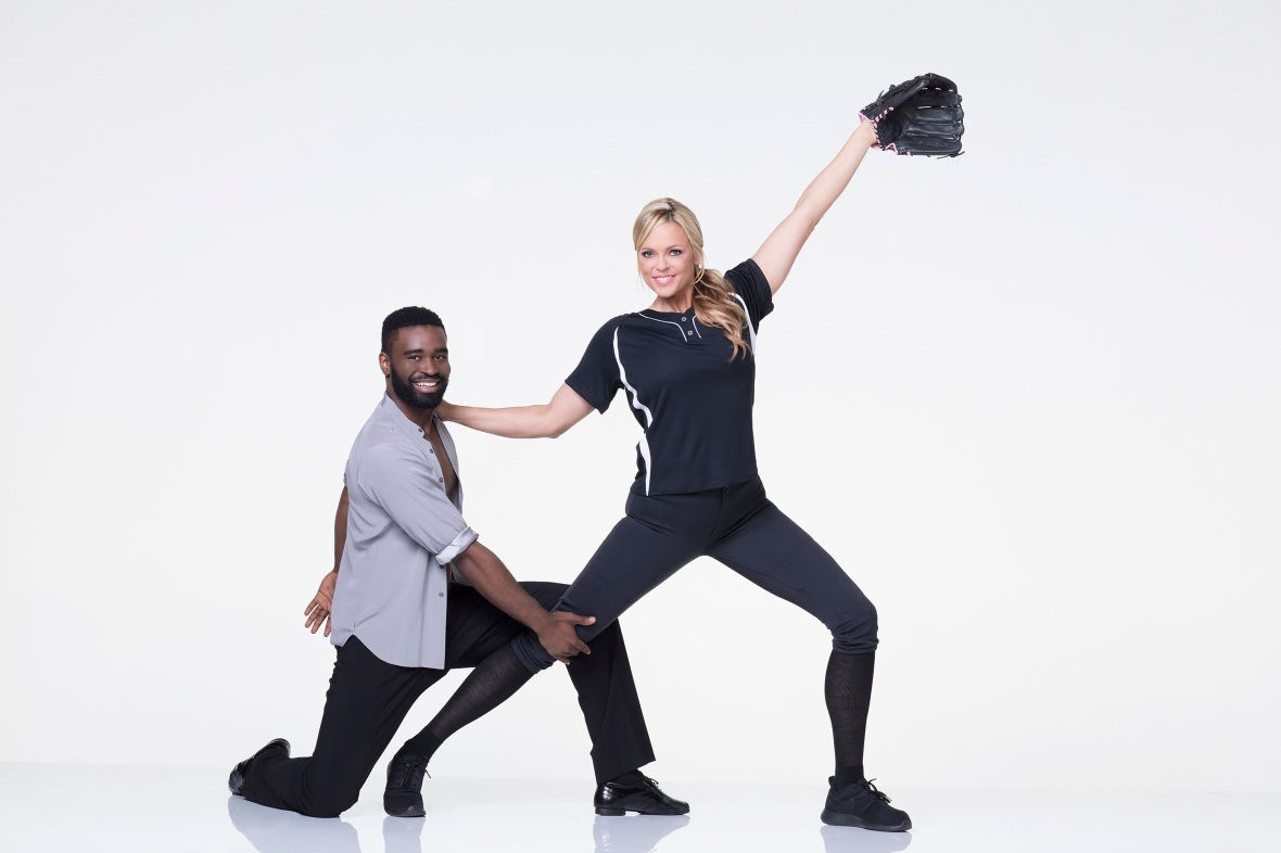 keo motsepe jennie finch daigle getty images