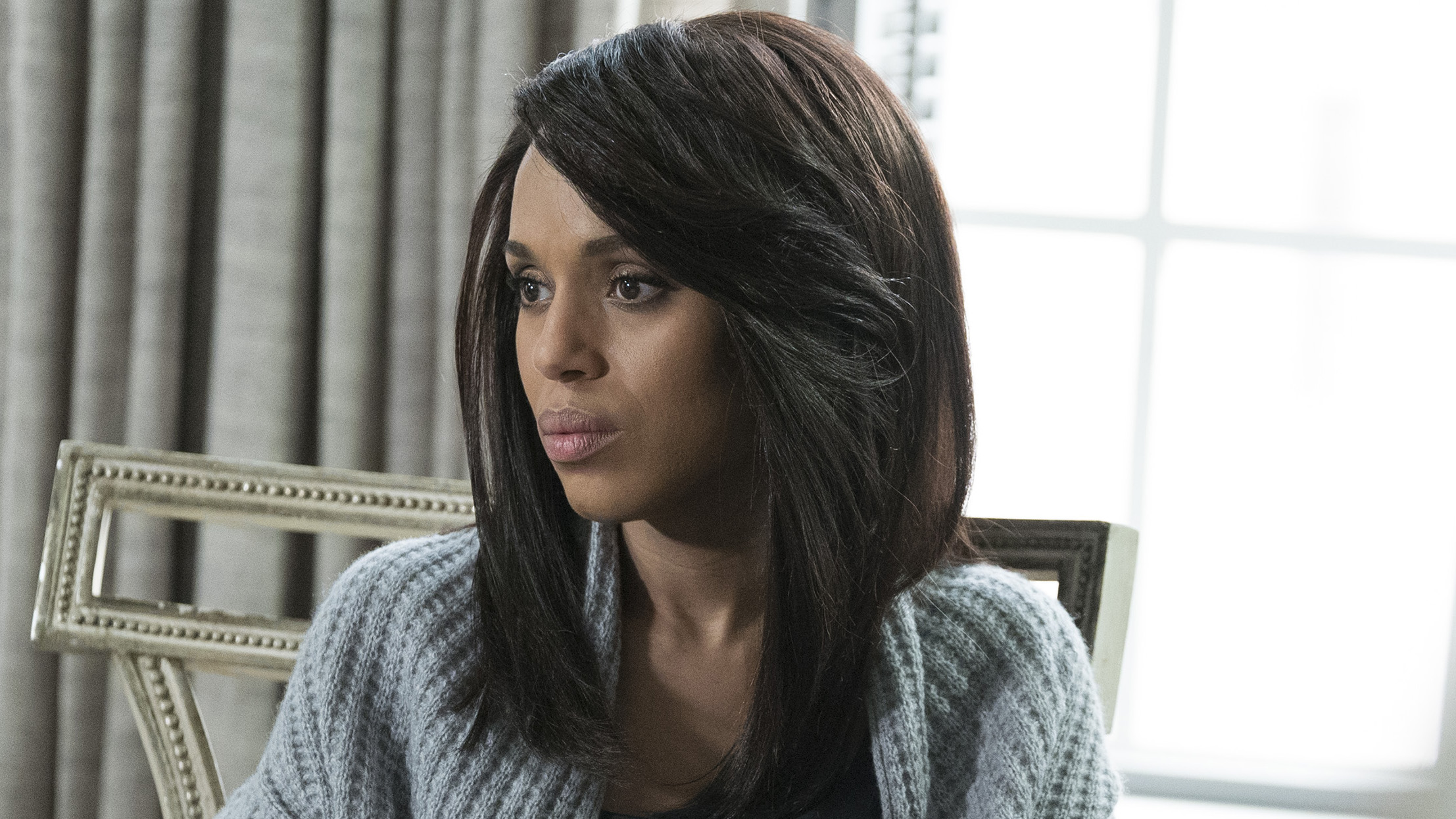 475ba6f8e4d0 Kerry Washington Officially Says Goodbye to 'Scandal' After Seven Seasons