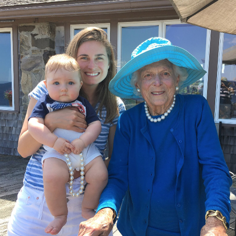 lauren bush lauren barbara bush instagram