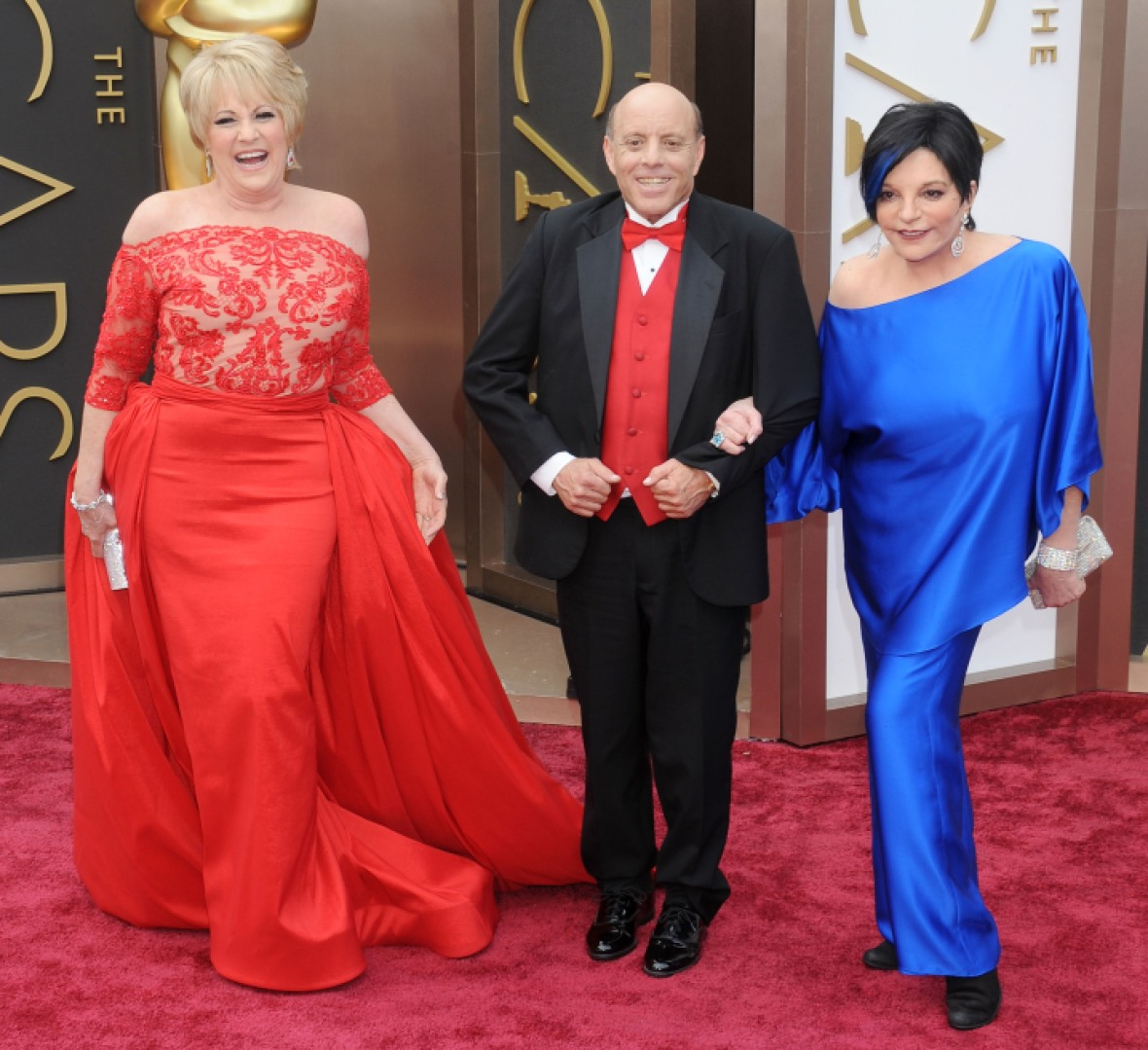 liza minnelli family getty images