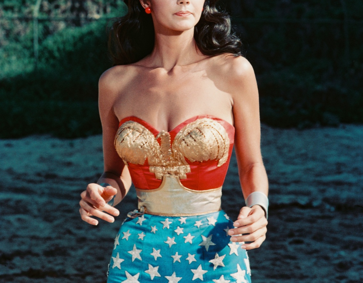 lynda carter getty images