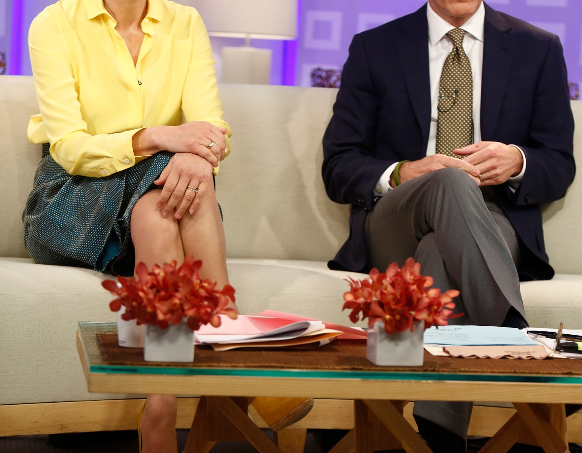 matt lauer and ann curry