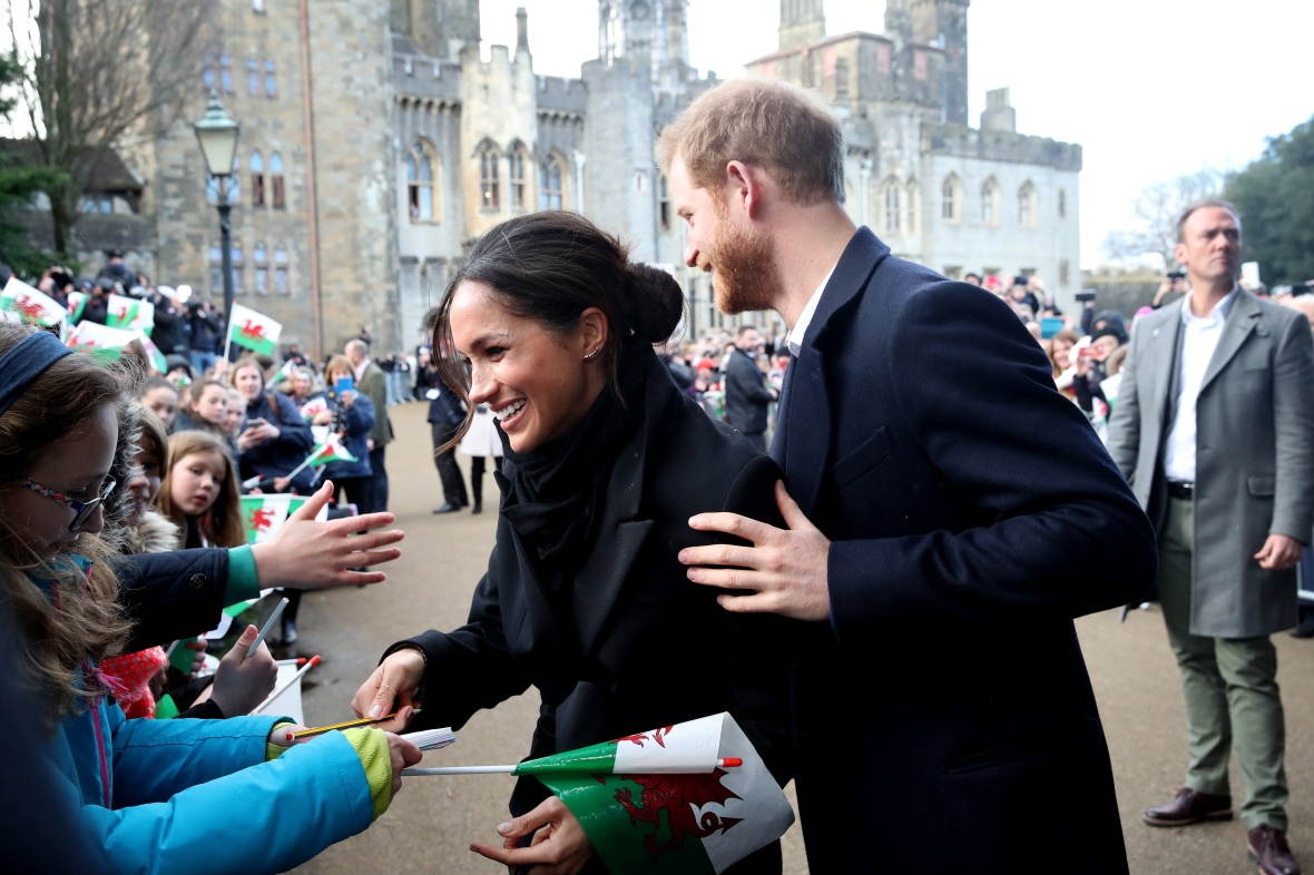 meghan markle prince harry getty images