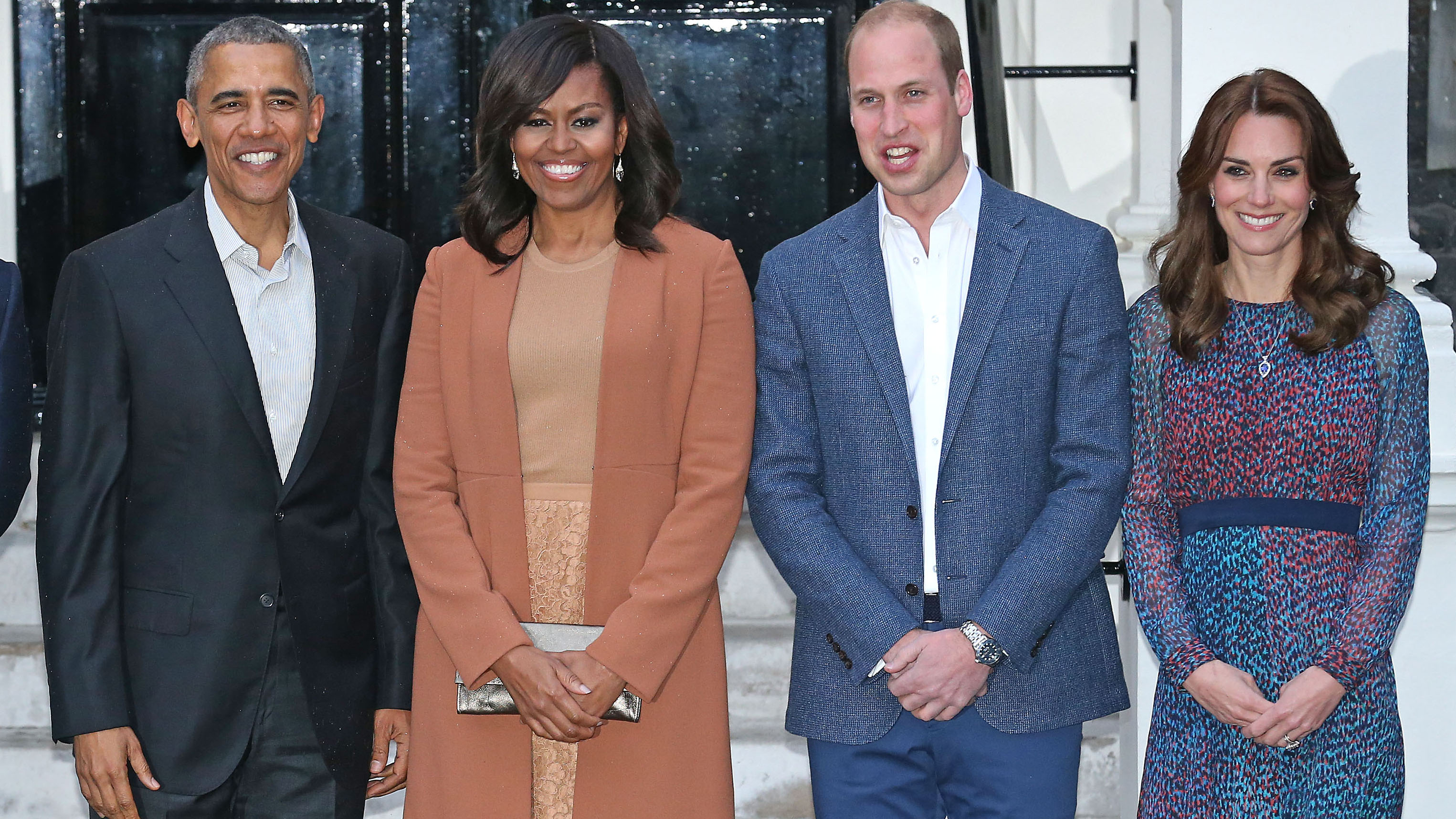 Were The Obamas Invited To The Royal Wedding.Michelle Obama Congratulates Kate Middleton And Prince William On