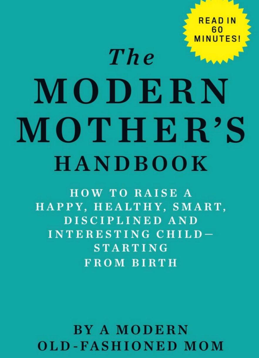modern mother's handbook r/r