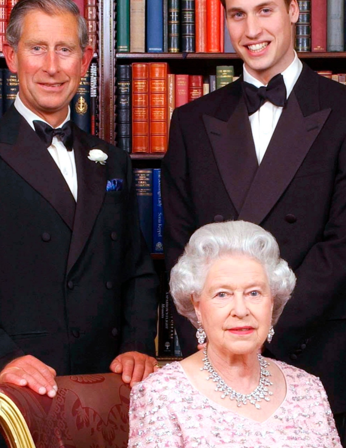 prince william prince charles queen elizabeth getty images