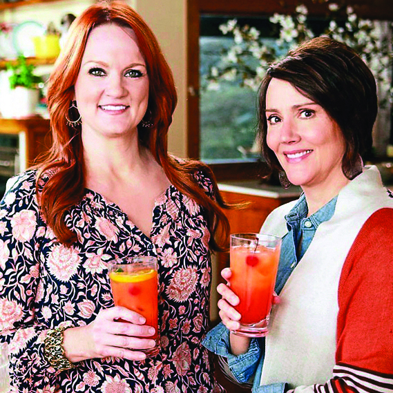 ree drummond and her best friend facebook