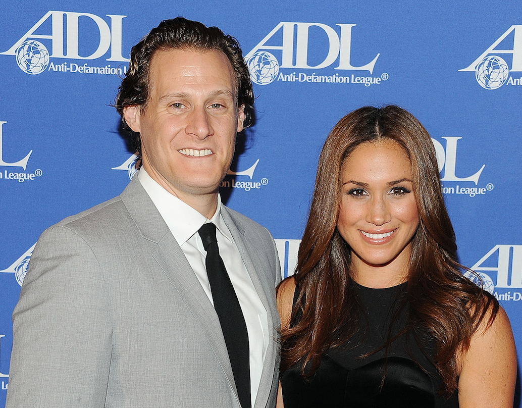 meghan markle trevor engelson together