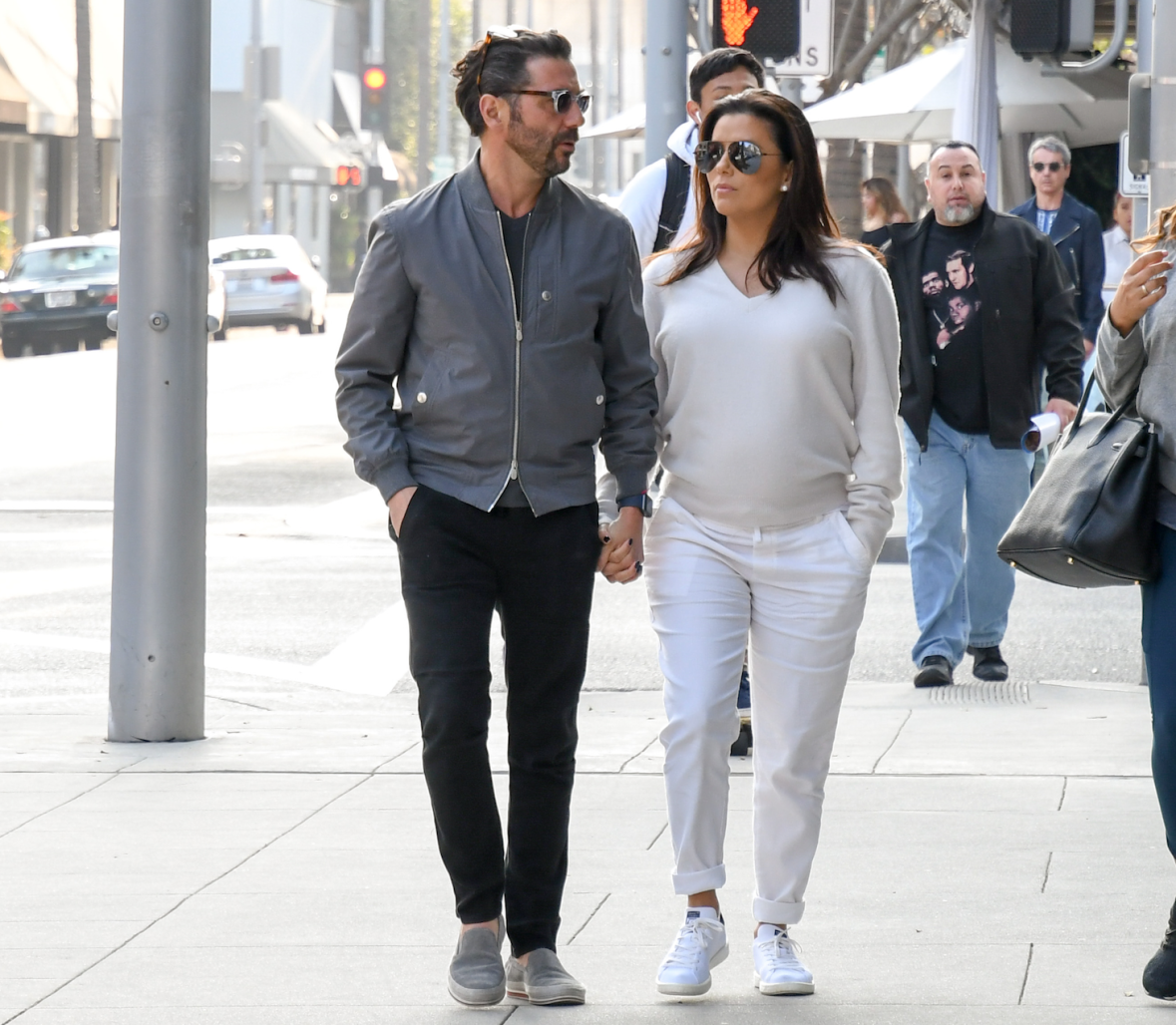 eva longoria jose baston getty