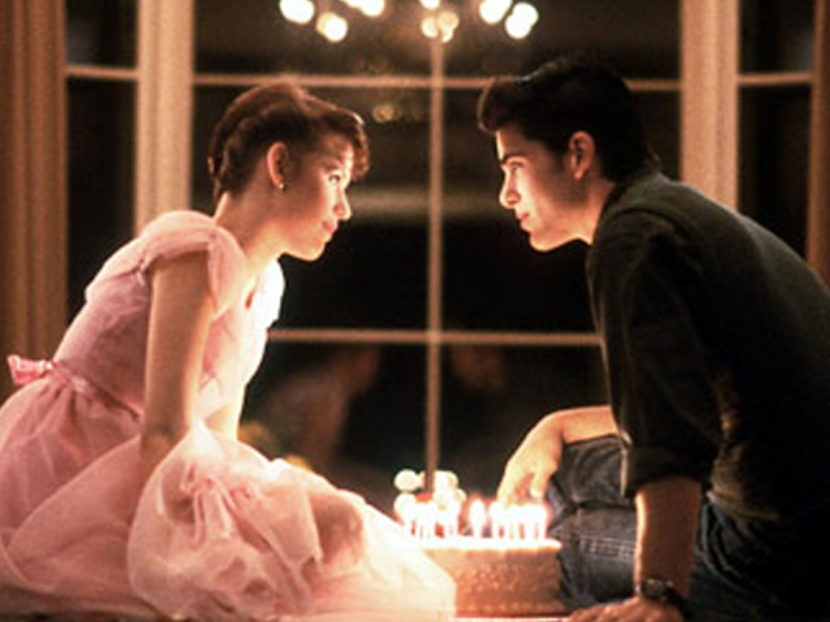 sixteen candles r/r