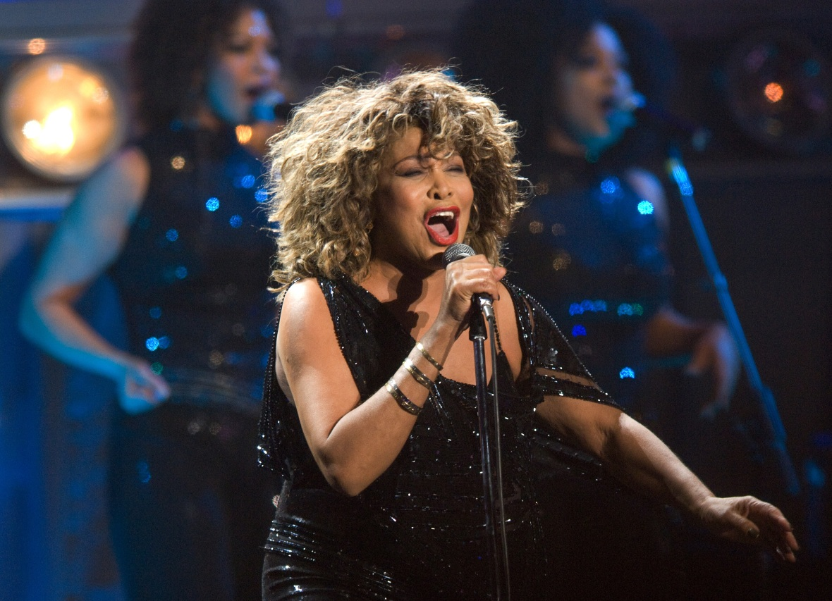 tina turner getty images