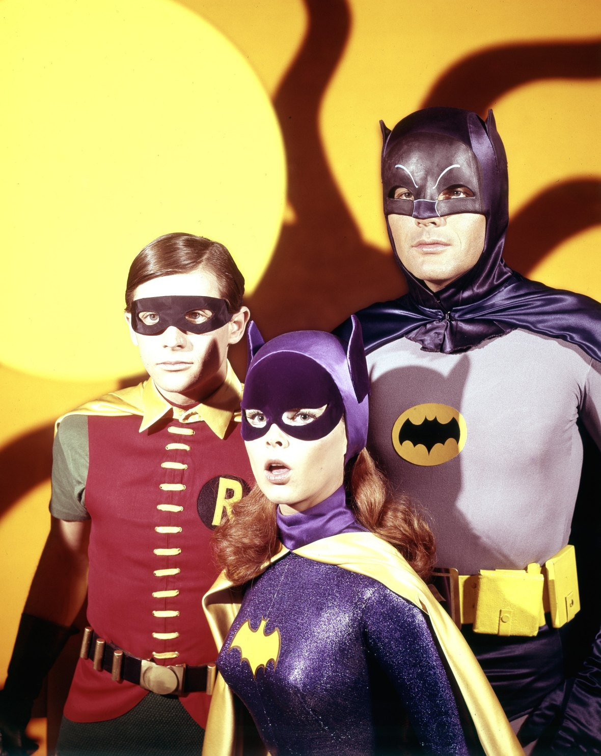 yvonne craig - batman and robin