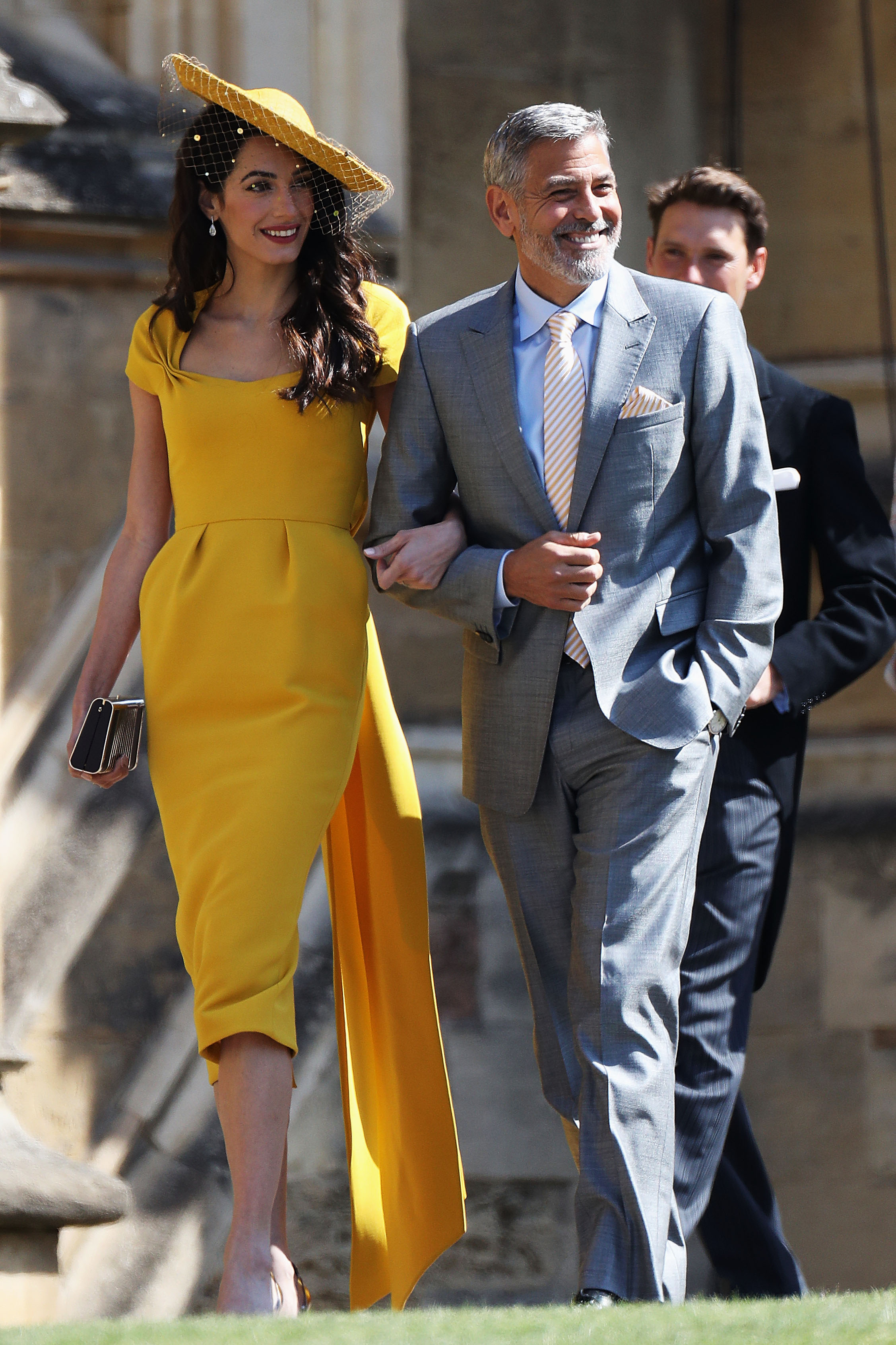 ac89e3fd089c5 Royal Wedding Guests  See All the Stars at Harry and Meghan s Nuptials!
