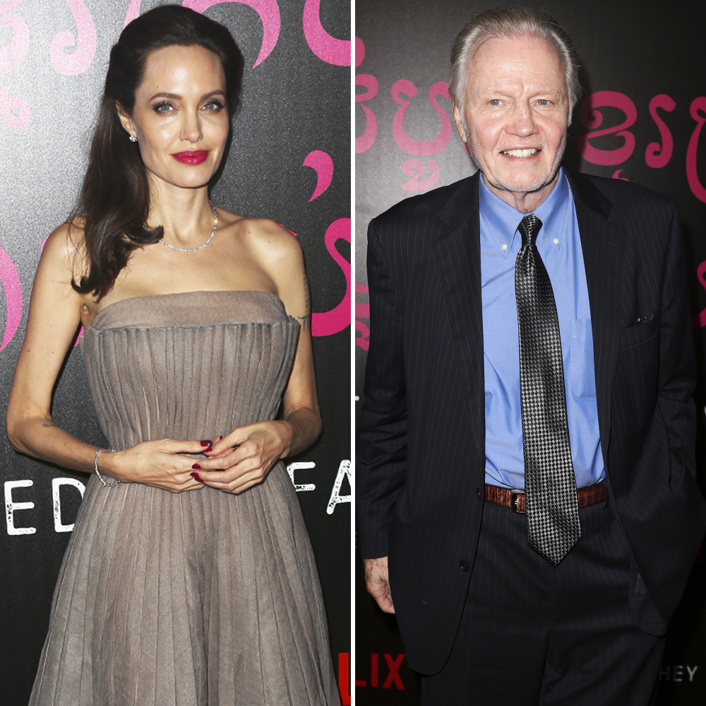 angelina jolie jon voight splash