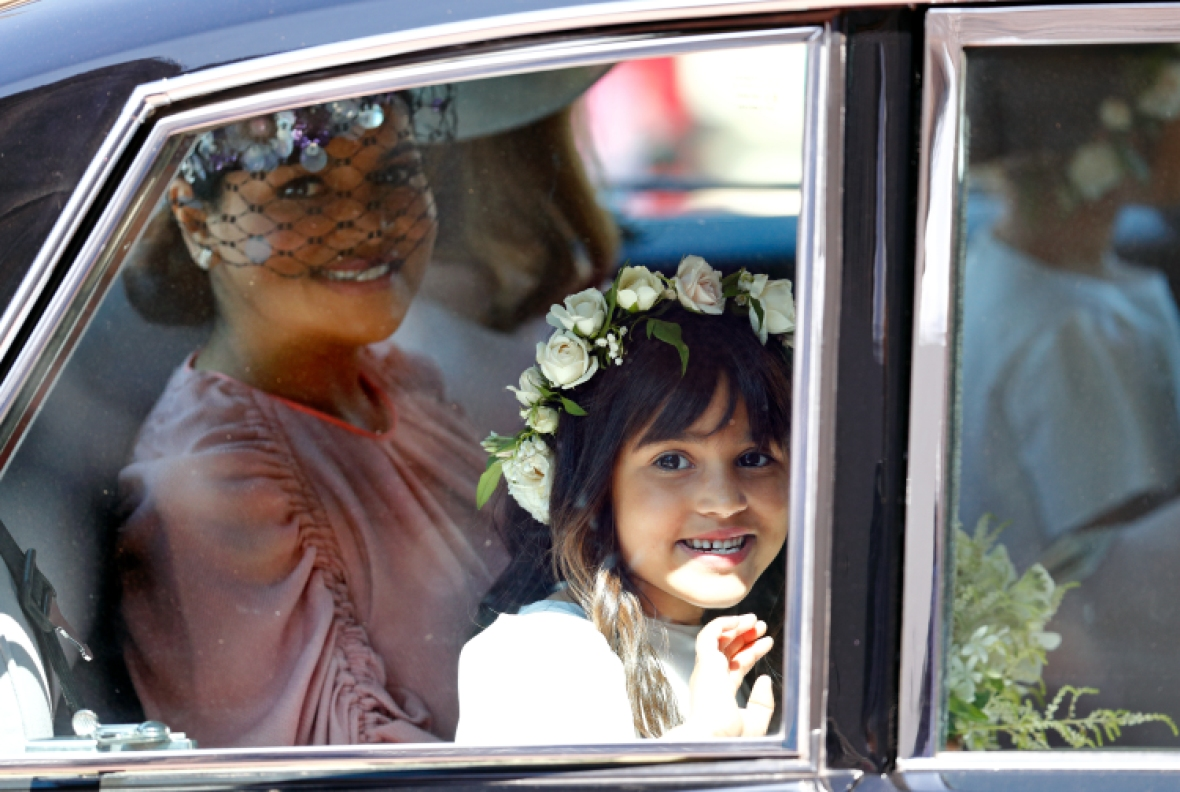 benita litt and her daughter getty images