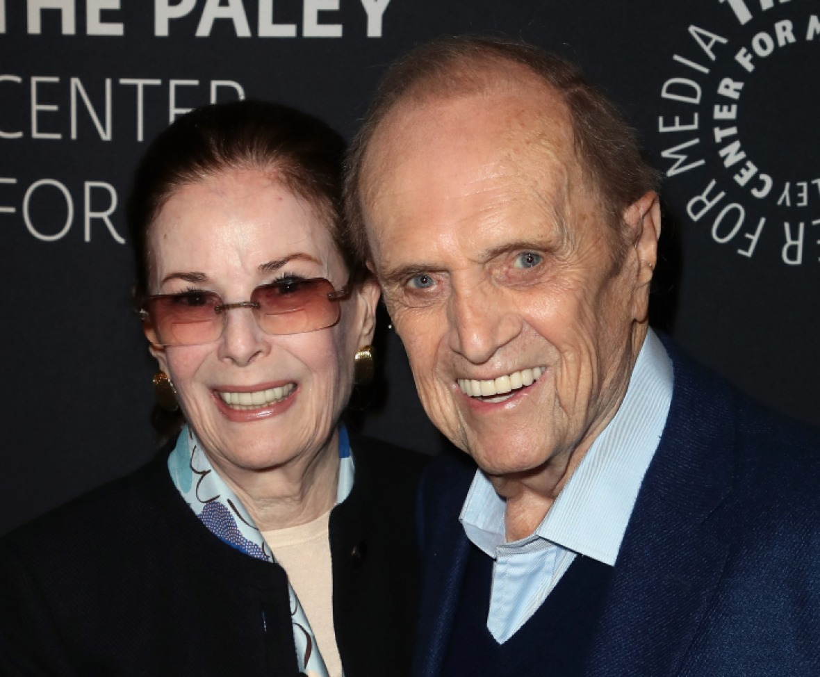 bob newhart wife getty images