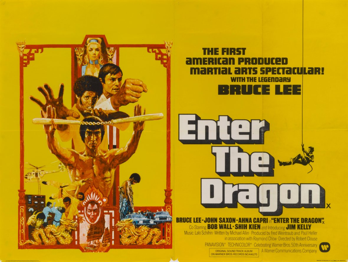 bruce lee - enter the dragon 1