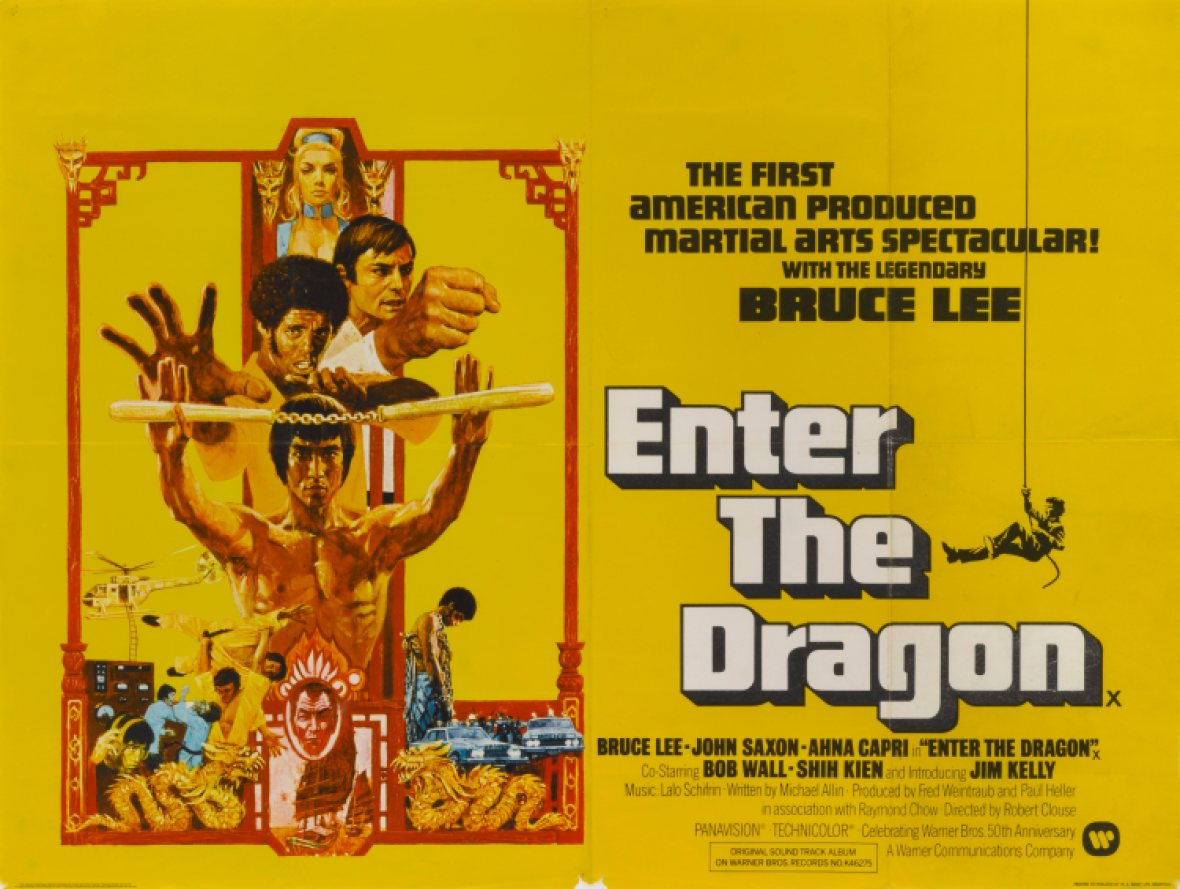 bruce lee - enter the dragon 1