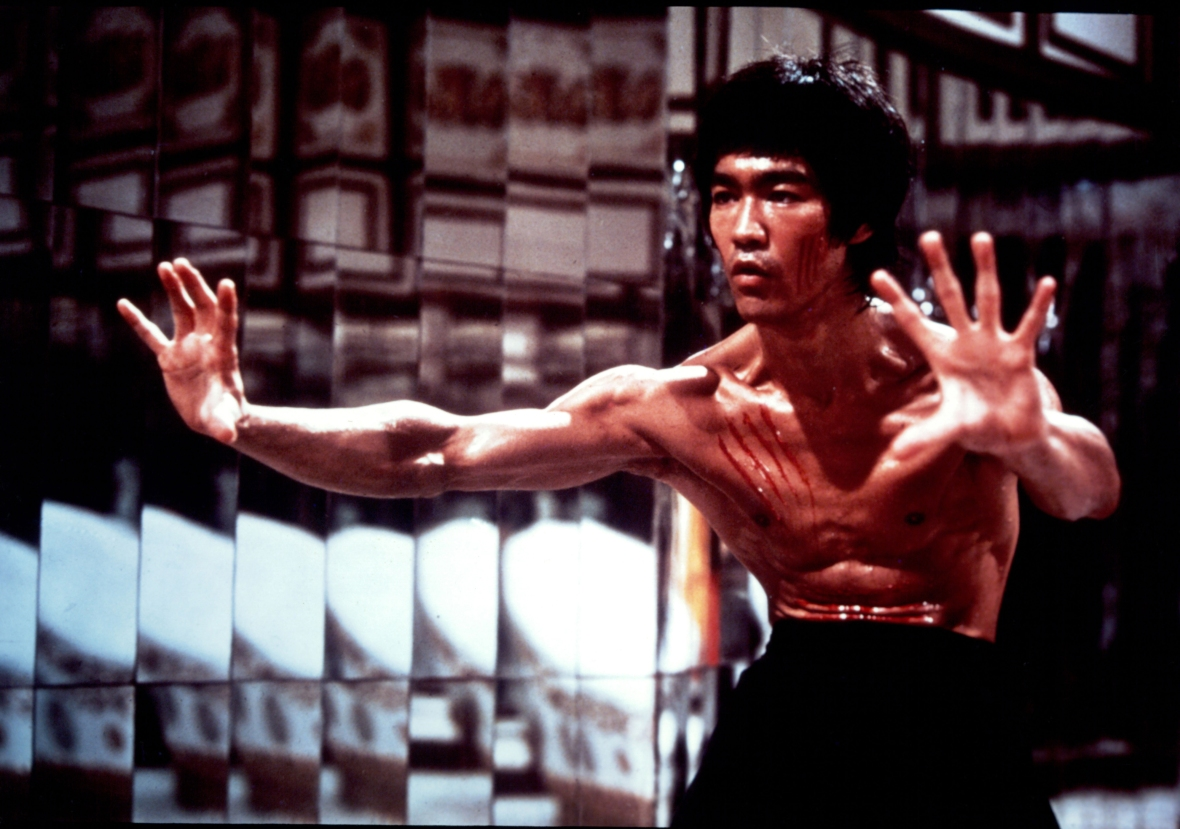 bruce lee - enter the dragon 2