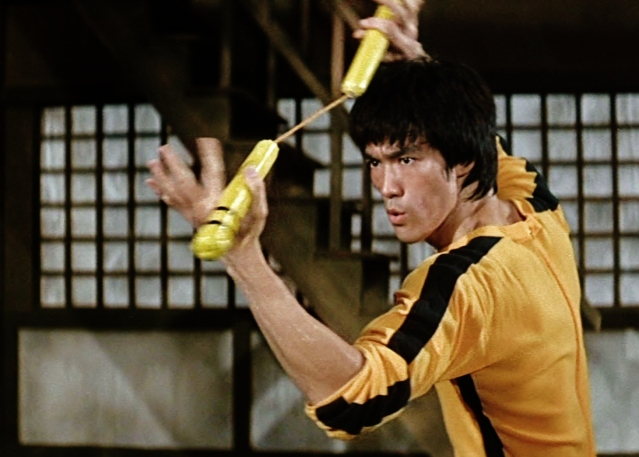 bruce lee - game of death 1