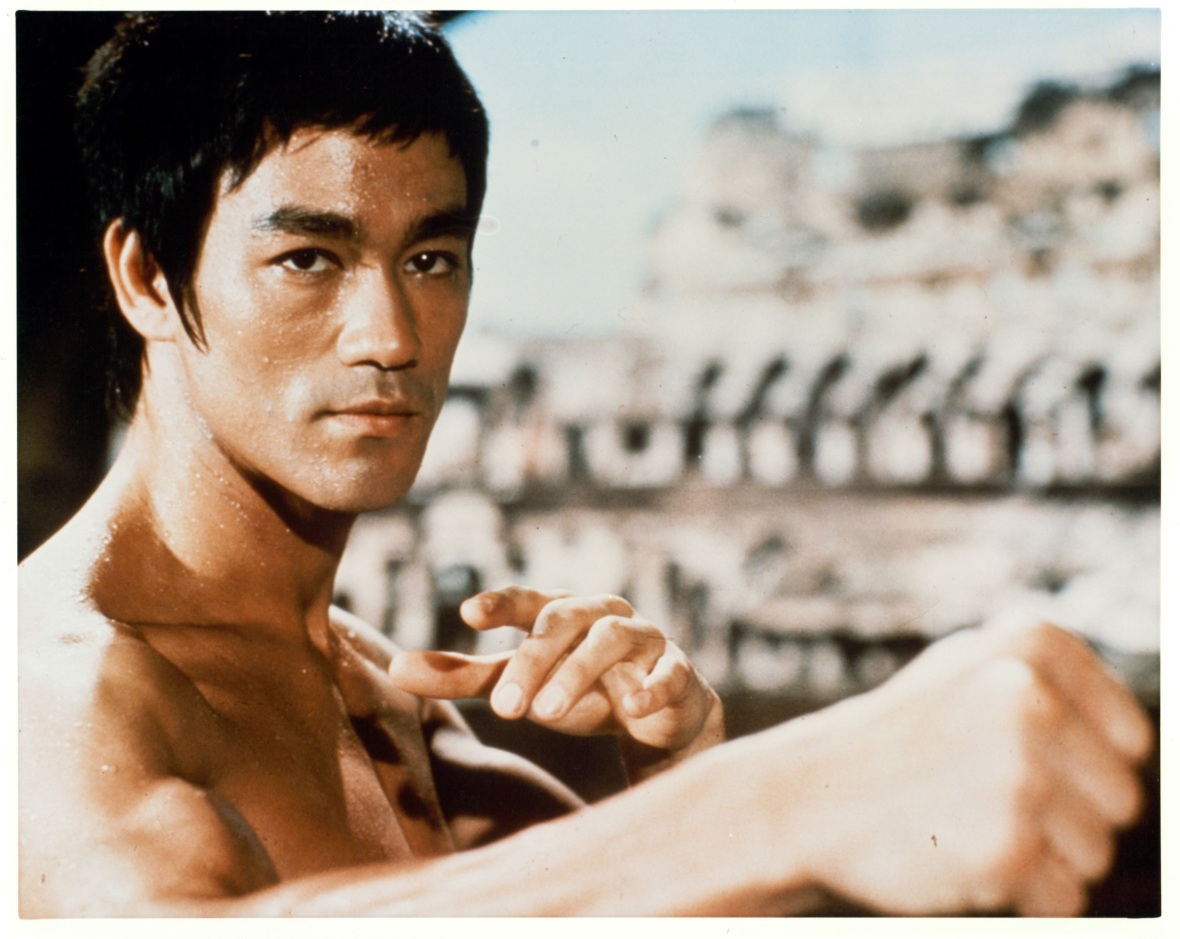 bruce lee - portrait 2