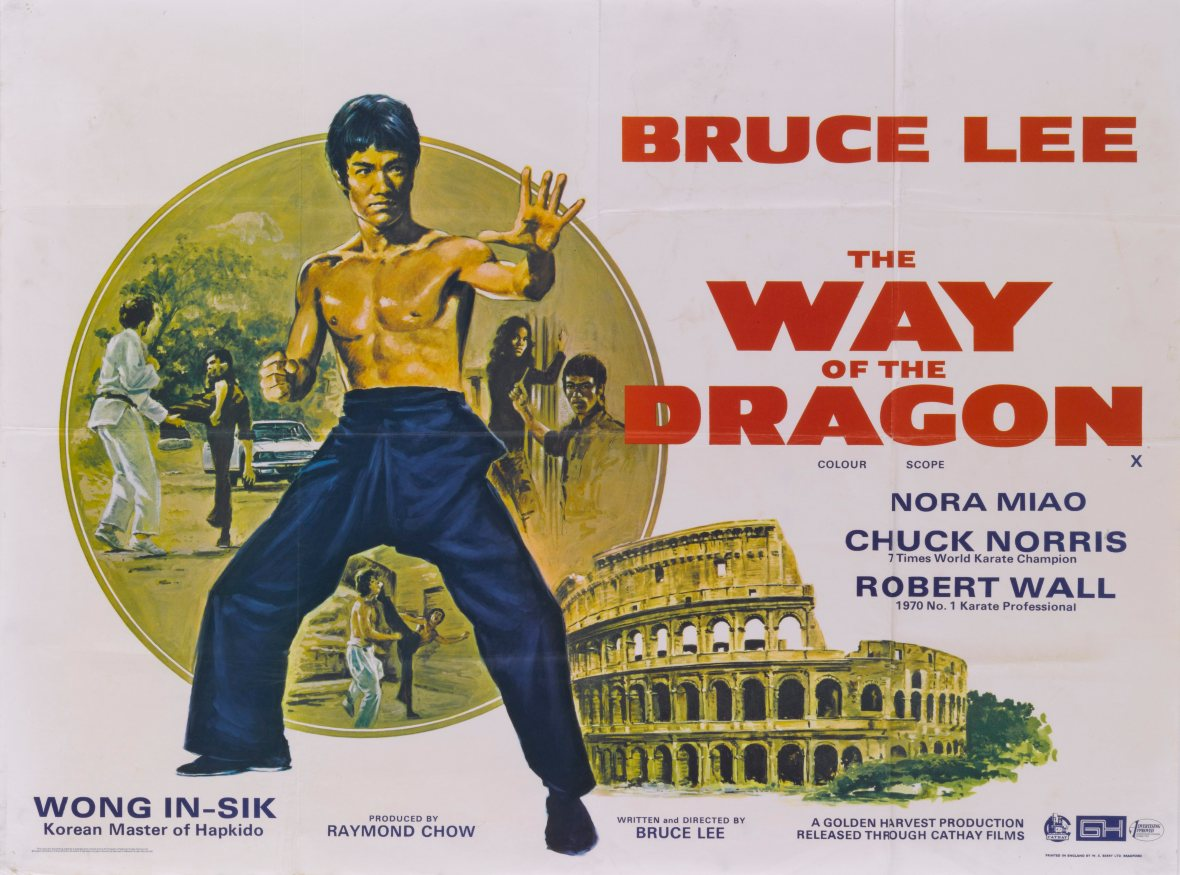 bruce lee - way of the dragon