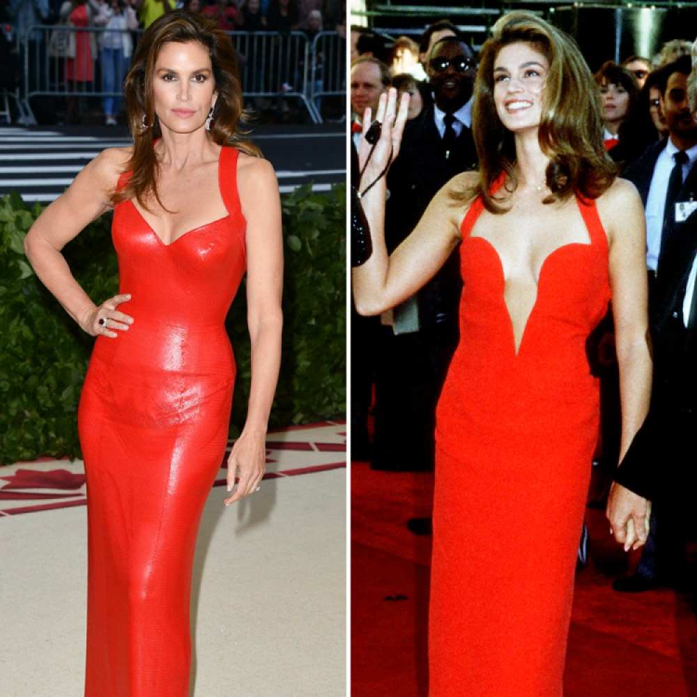 cindy crawford getty images