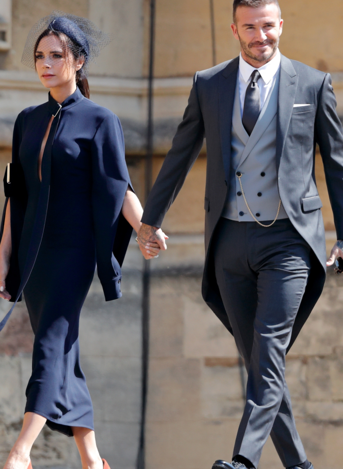 david beckham victoria beckham royal wedding