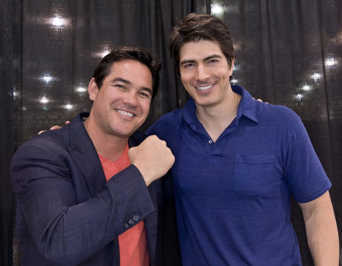 dean cain - brandon routh