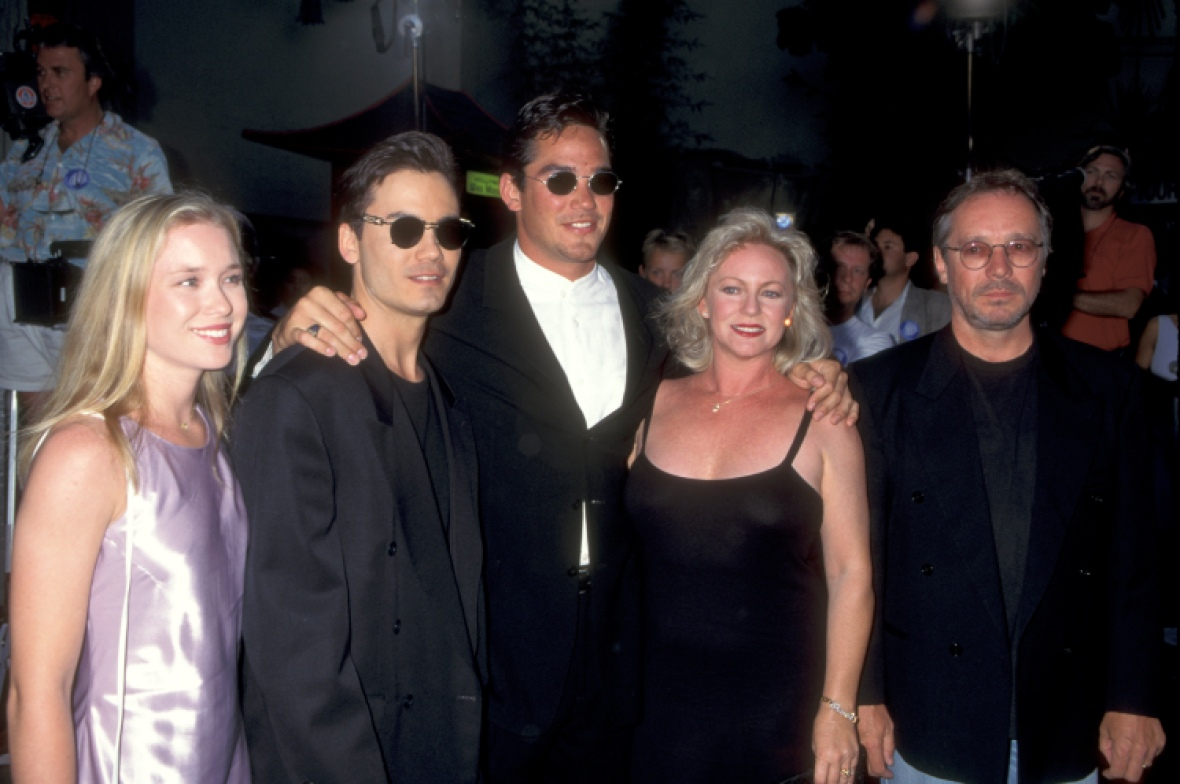 dean cain and family