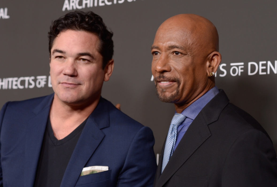 dean cain - montel williams
