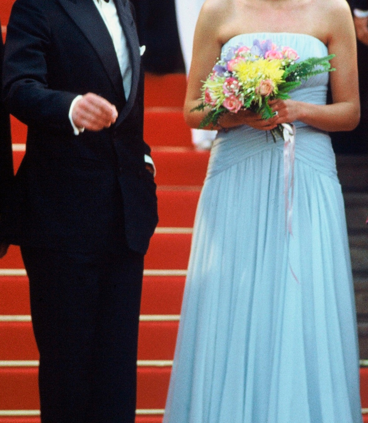 princess diana and princce charles cannes getty images