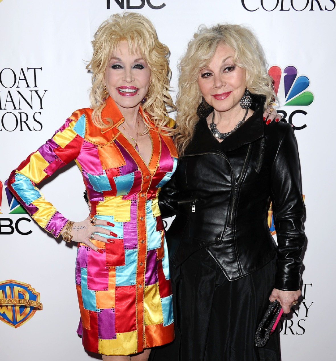 dolly parton and stella parton getty images