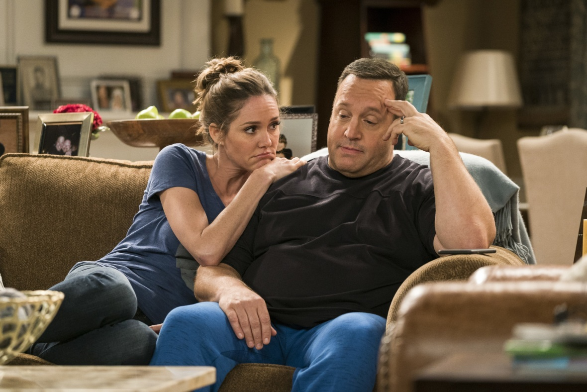 donna kevin kevin can wait getty images