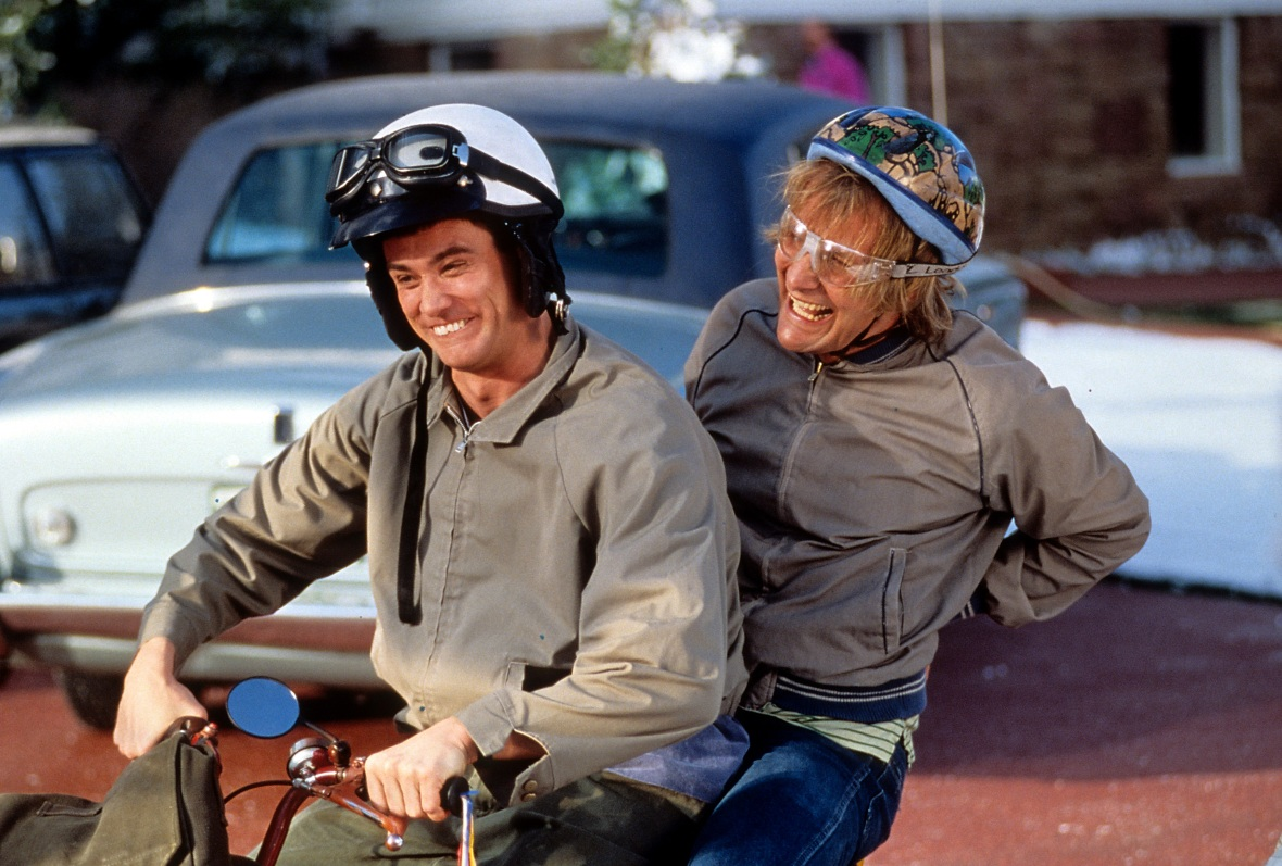 dumb and dumber movie getty images