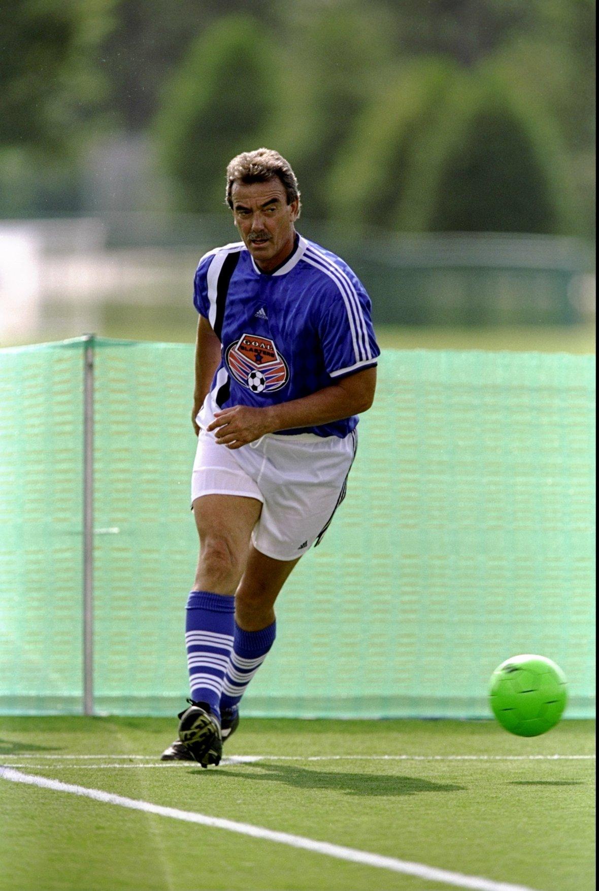 eric braeden - soccer