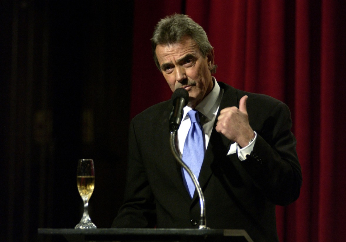 eric braeden - young and the restless 1