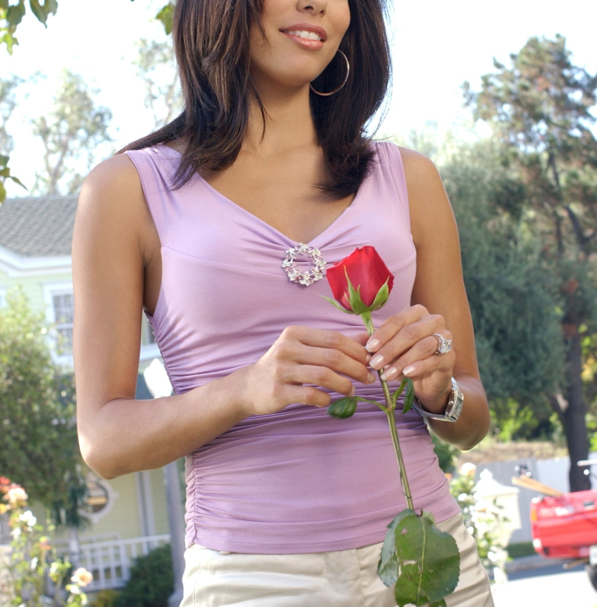 eva longoria desperate housewives getty images