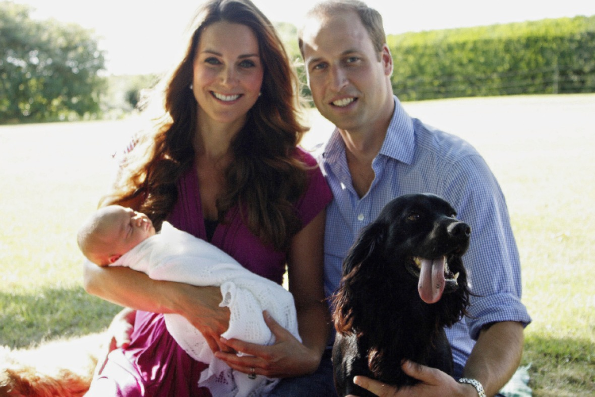 kate middleton family photo getty images