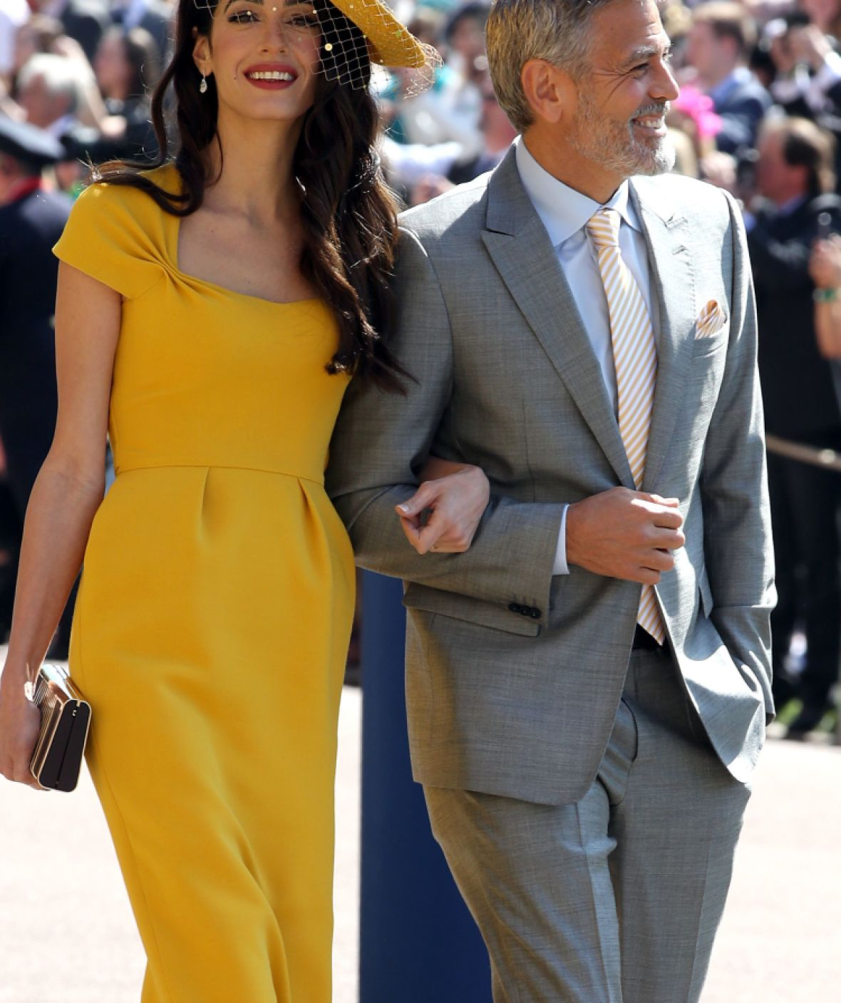 george amal clooney getty images