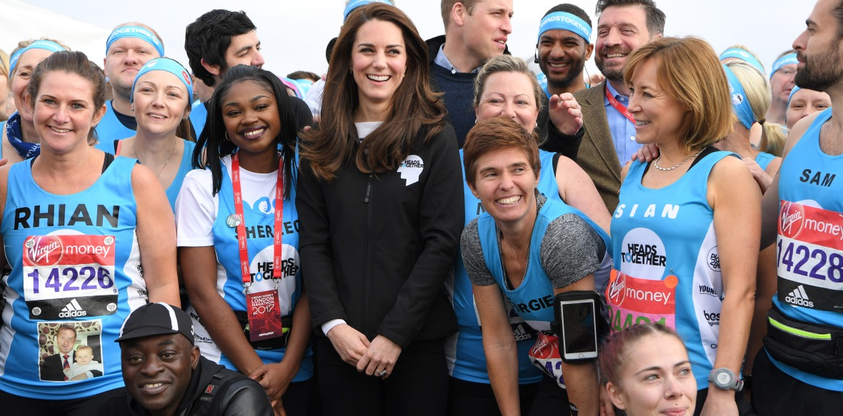kate middleton heads together